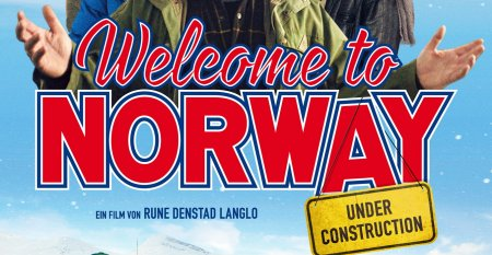 Kinoabend: Welcome to Norway