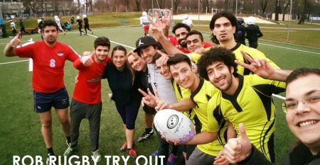 Rugby Try Out & Get Together - Rugby Open Borders-ACHTUNG TERMINÄNDERUNG: